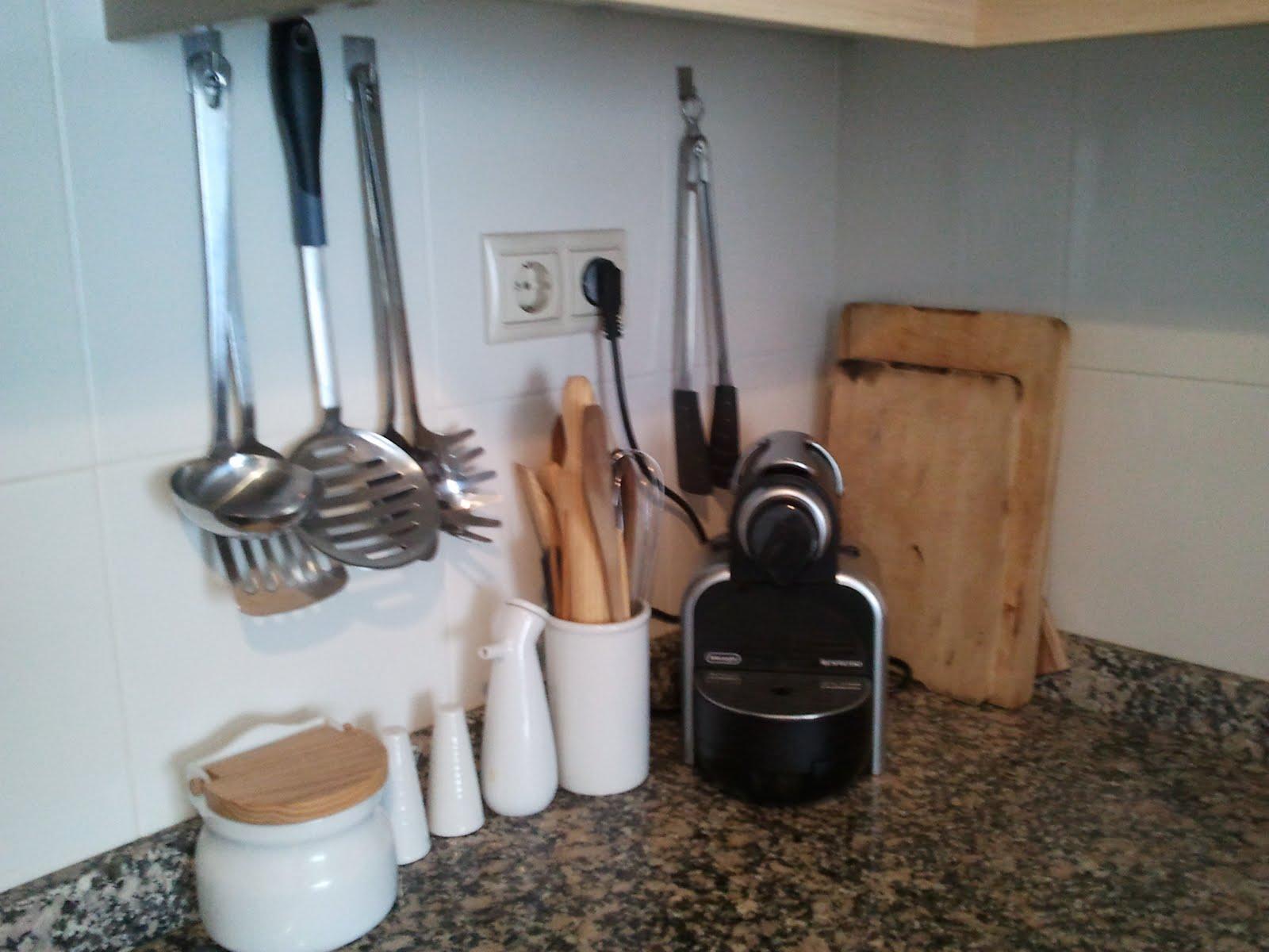 Mi cocina lascafe for Cucharones de cocina