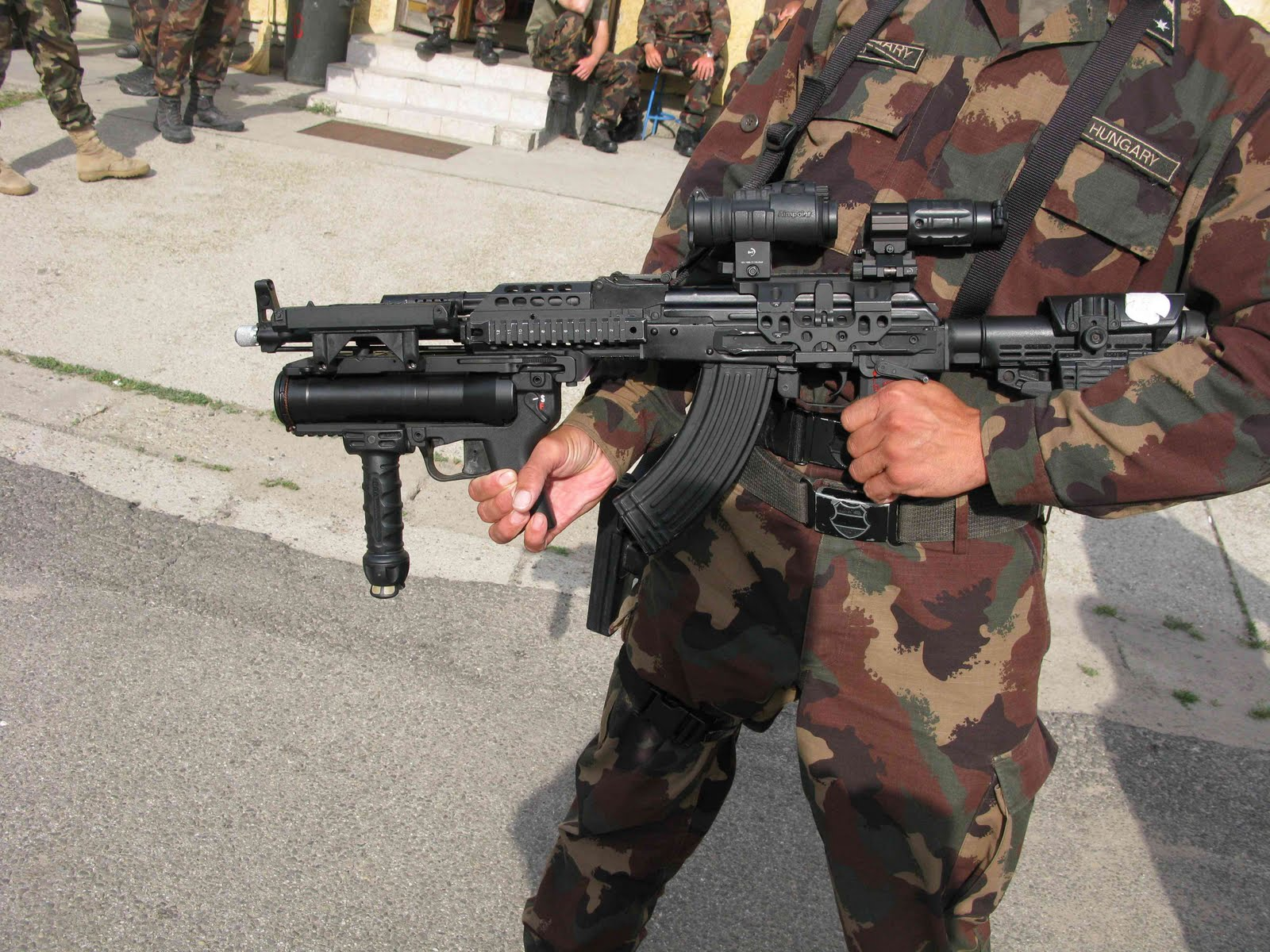 This Might Be Heckler & Koch's Most Deadly 'Gun' of All Time | The