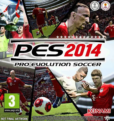 PES 2014 PC Full Version