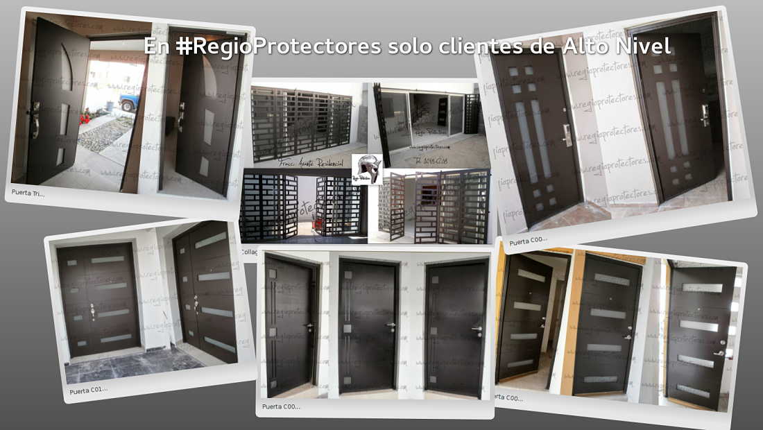 Regio Protectores - Solo clientes de Alto NIvel