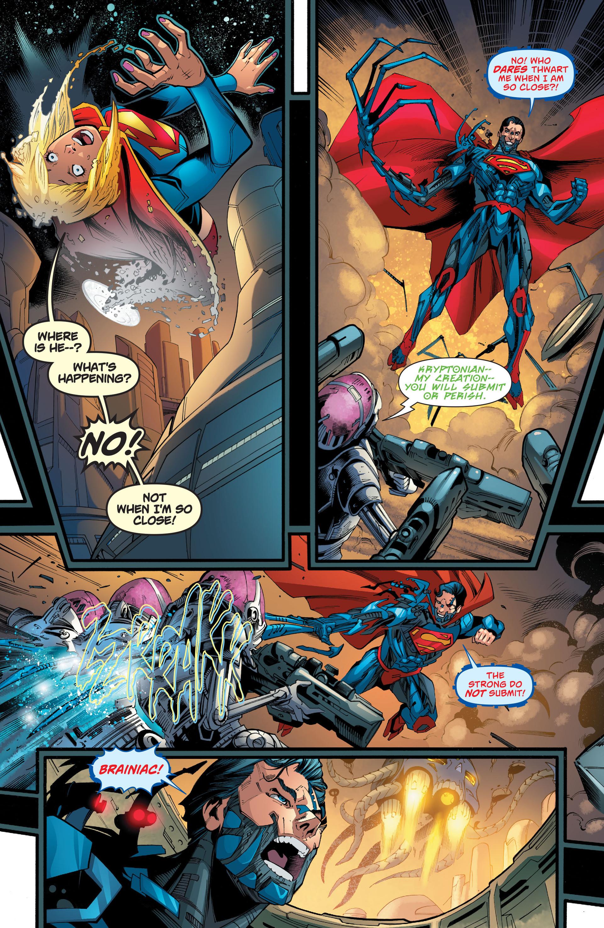 Supergirl (2011) Issue #24 #26 - English 15