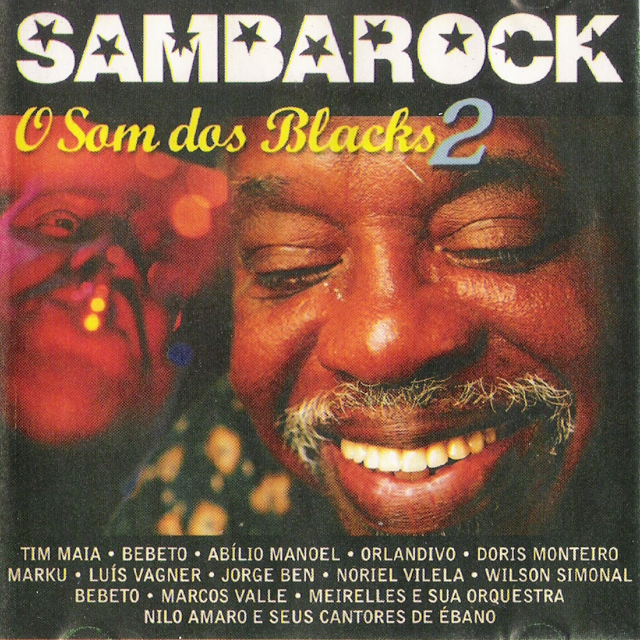 Capa Samba Rock  O Som Dos Blacks 2 Ouvir Msica Grtis