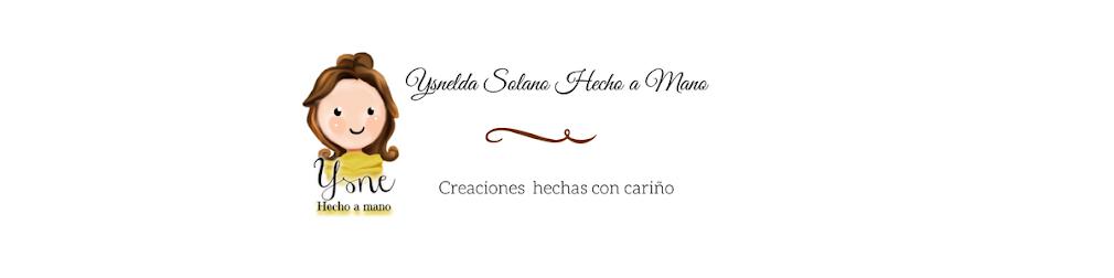 Ysnelda Solano Hecho a Mano