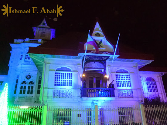 Aguinaldo Shrine during Christmas Season 2014