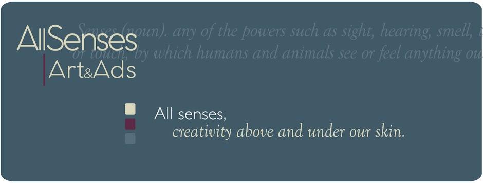 AllSenses | Art&Ads