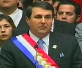 Países não reconhecem golpista paraguaio