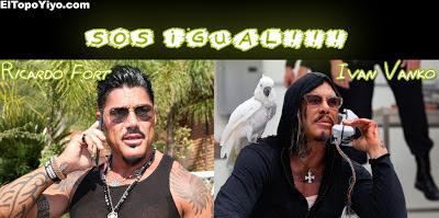 Sos Igual - Ricardo Fort - Ivan Vanko