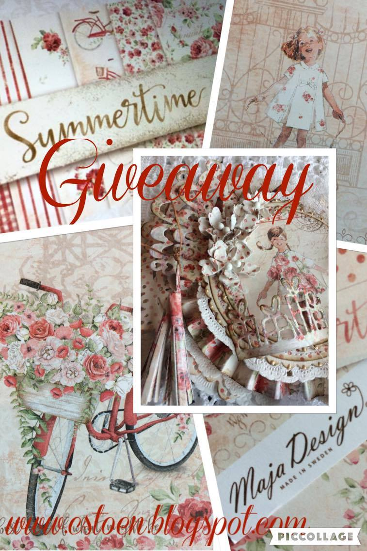 Summertime giveaway!!
