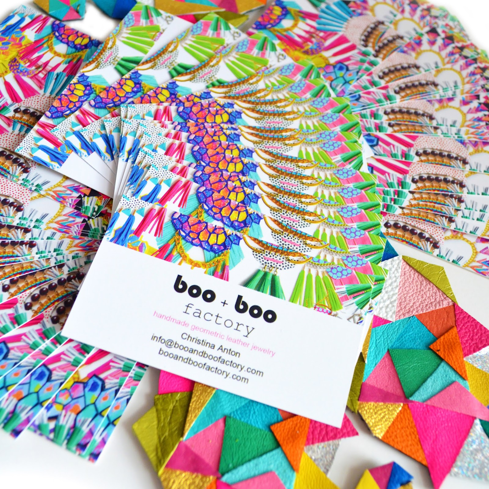 Boo and boo factory boo and boo factory business cards and large wholesale order of colorful jewelry and i have had so much fun creating these special pieces the designs are original from when i started boo and magicingreecefo Gallery