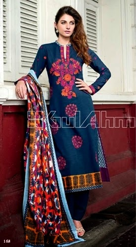 GulAhmed FW Khaddar Collection 2014/15