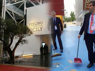 """GRANATA: """"IL CLUSTER BIO ALL'EXPO E' UN GHETTO"""". CROCETTA """"DANNO D'IMMAGINE ALLA SICILIA"""""""