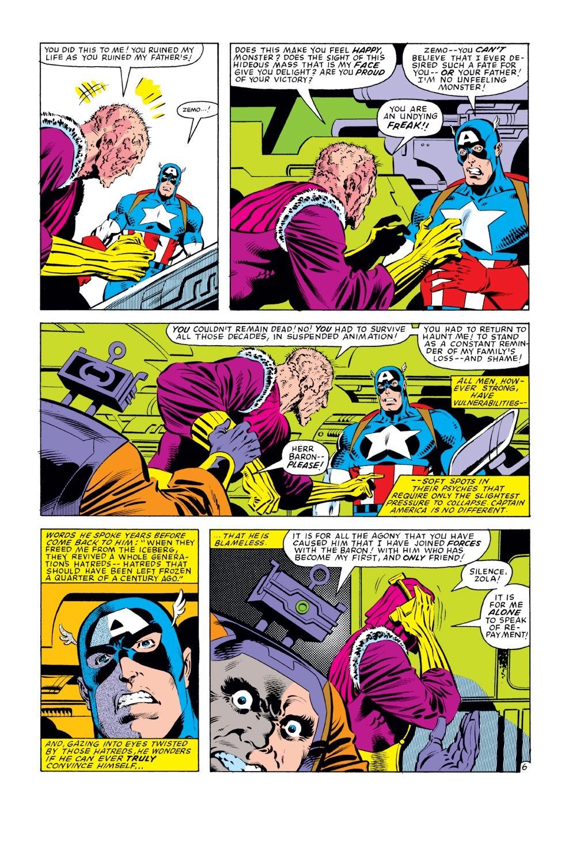 Captain America (1968) Issue #277 #193 - English 7