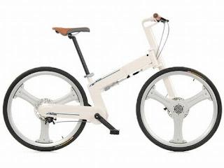 Pacific Cycles' Folding Bike Grabs International Design Award