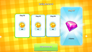 country friends daily reward