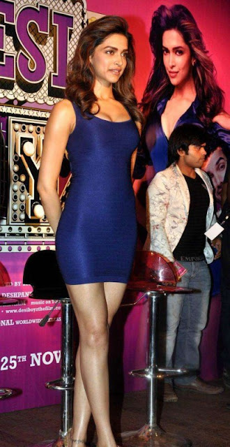 Deepika Padukone in Very Tight Dress