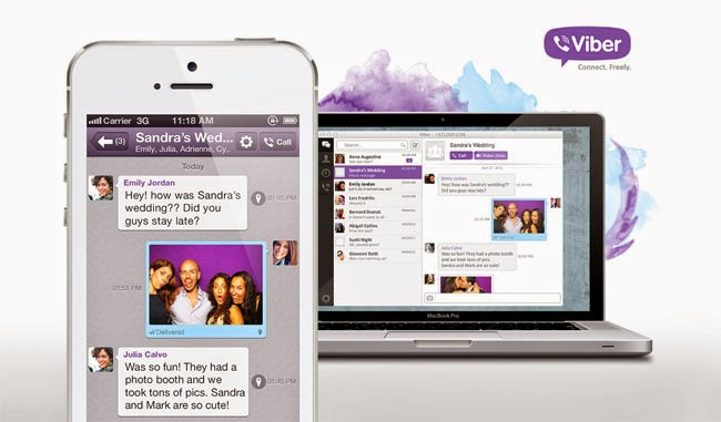 viber for windows Free Calls
