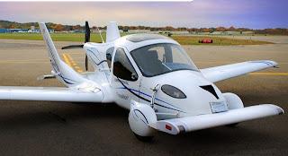 السيارة الطائرة ,السيارة الطائرة Terrafugia