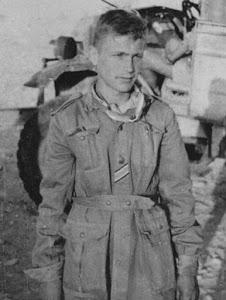 SERGIO BRESCIANI -M.O.V.M.  EL ALAMEIN 4 settembre 1942