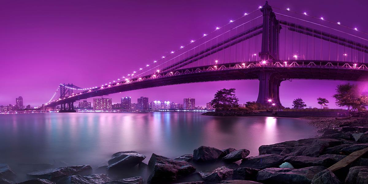 Manhattan Brooklyn l 300+ Muhteşem HD Twitter Kapak Fotoğrafları