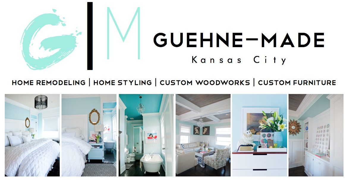Guehne-Made - Kansas City | Home Remodeling | Home Styling | Custom Woodworks | Custom Furniture