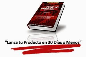 Lanza Tu Producto En 30 Dias