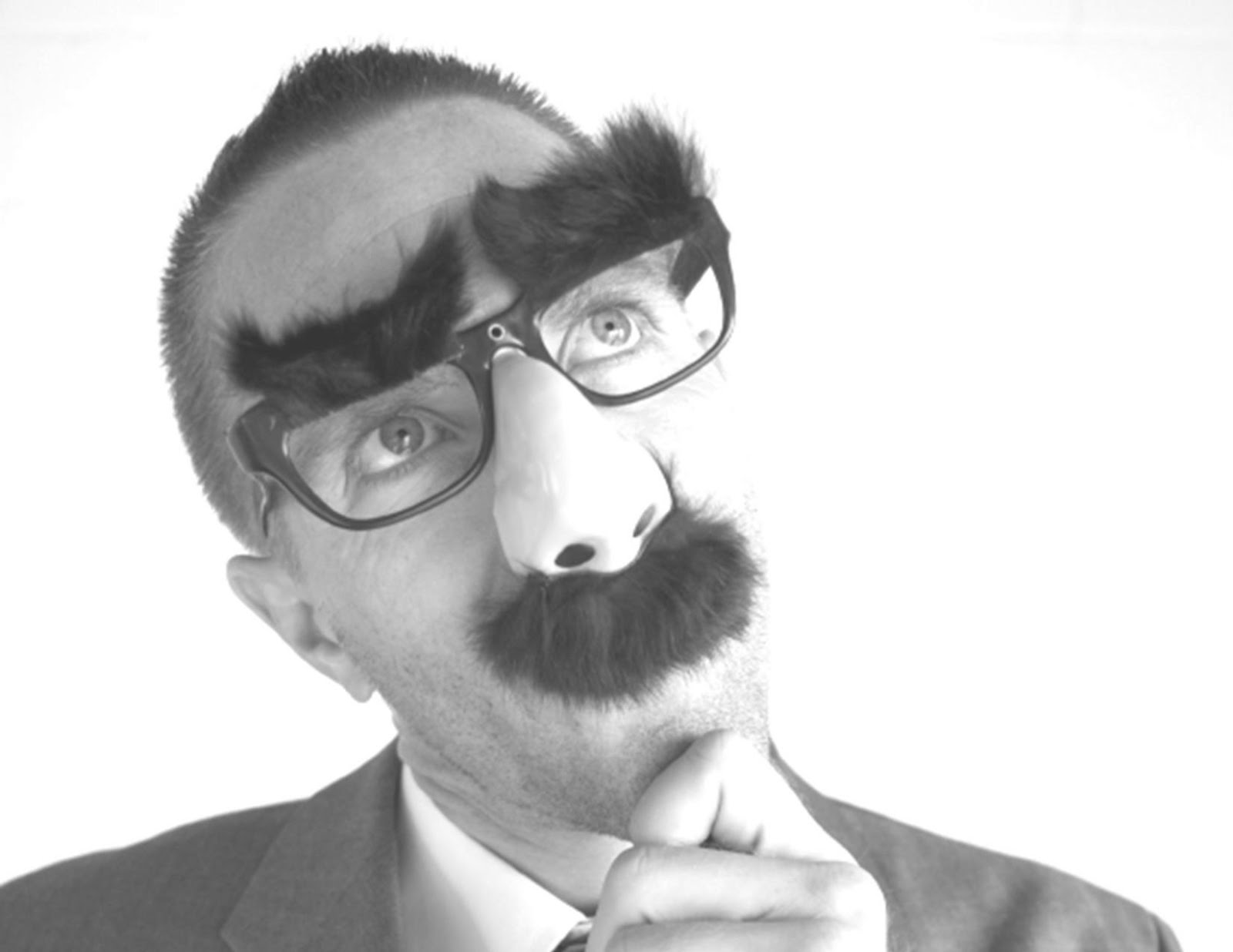 purim groucho