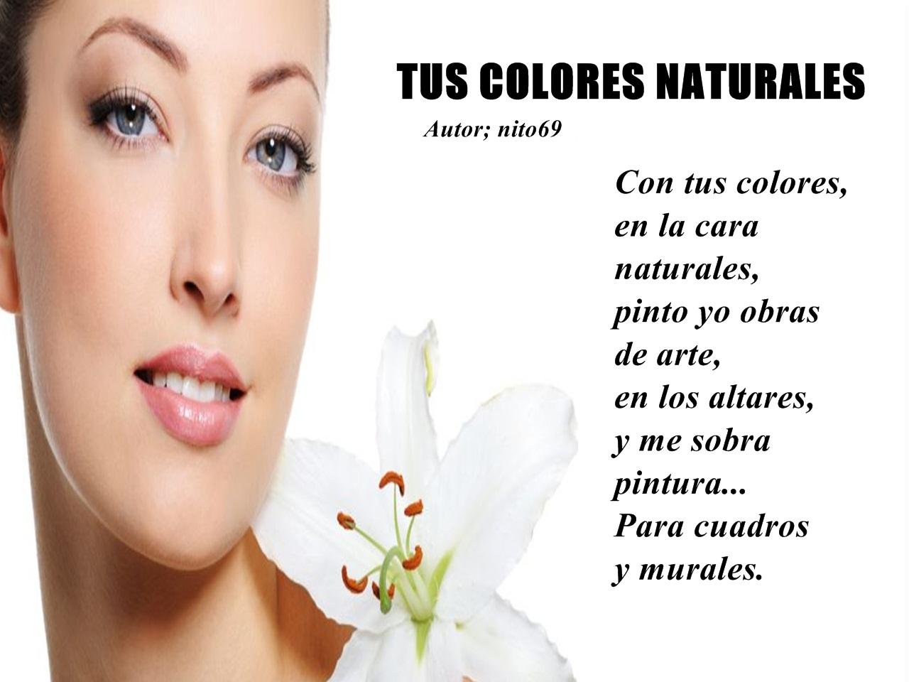 TUS COLORES NATURALES