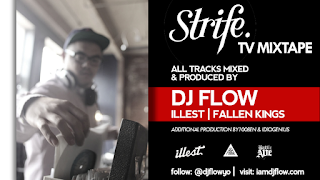 DJ Flow - Strife TV Mixtape (2015)