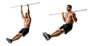 Cara Membentuk Otot Dada, Pull Up