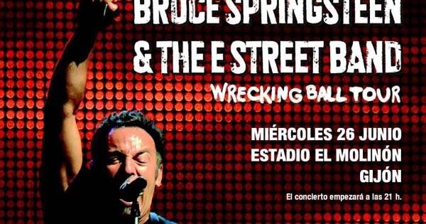 Bruce Springsteen ya trabaja en su próximo disco