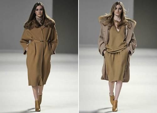 Fashion Style Of Girls Casacos Outono Inverno 2011