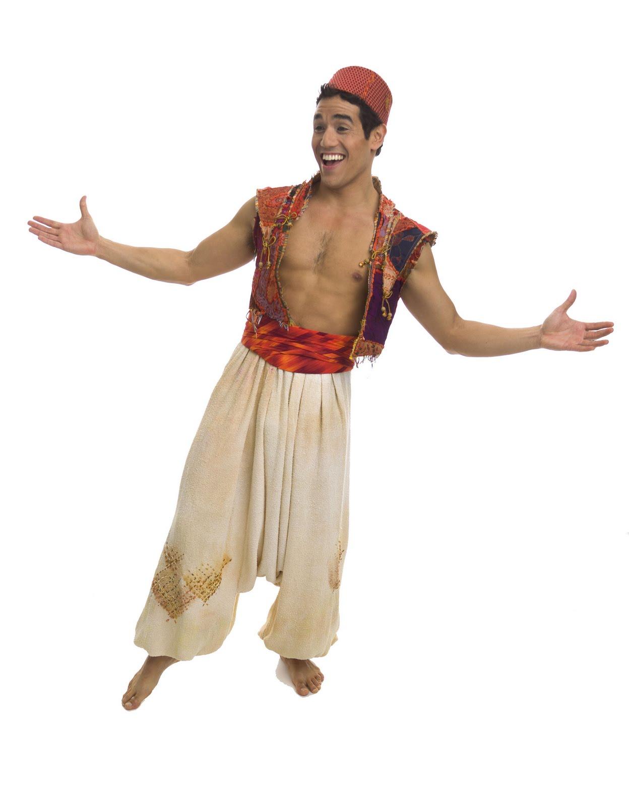 Aladdin Musical: July 2011