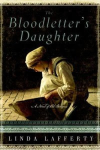 Cover art for The Bloodletter's Daughter