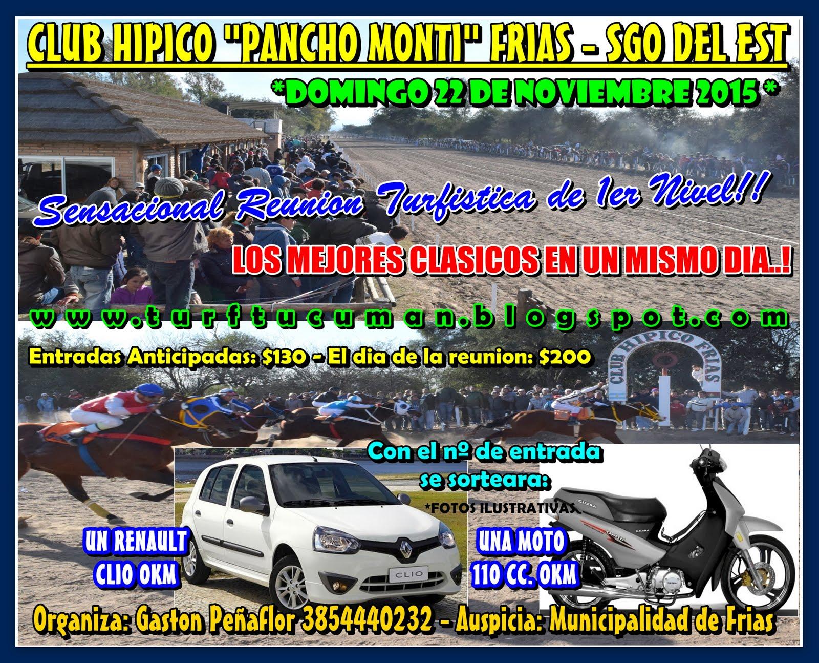 LLAMADO FRIAS 22 NOV 2015