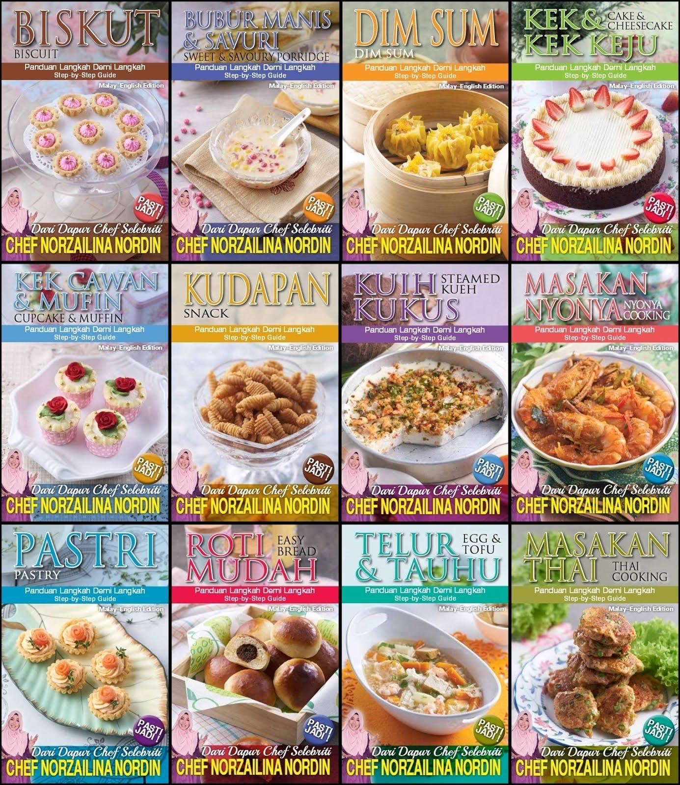 Buku Masakan Mini 2017