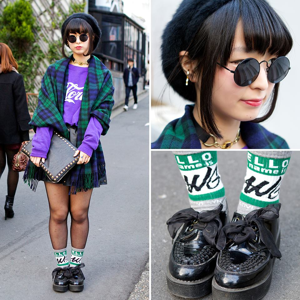 Style Inspiration August Tokyo Street Fashion