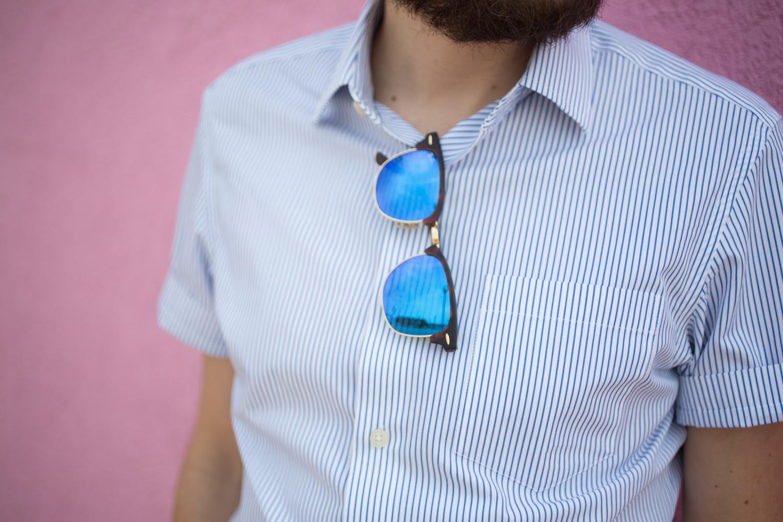 Rayban Sunglasses Menswear
