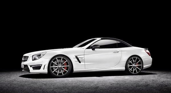 New 2014 Mercedes-Benz SL63 AMG 2 Look Edition Reviews