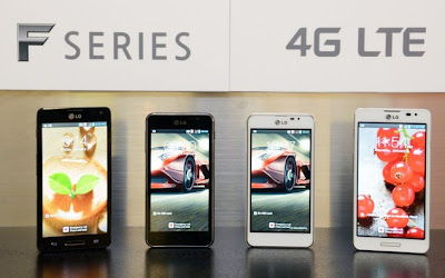 LG Optimus F-Series with 4G LTE