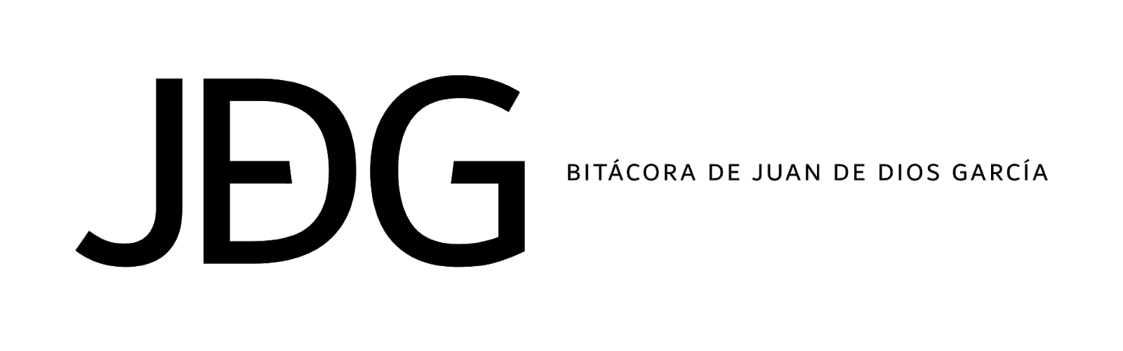 Bitácora de Juan de Dios García
