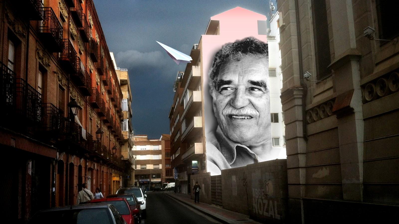 Homenaje a Gabriel García Márquez, 2014 Abbé Nozal