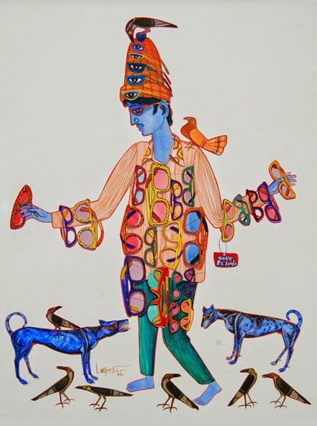 'Crosstalk' at Gallery Sumukha, Bangalore, Art Scene India