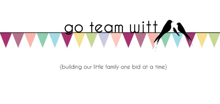 Go Team Witt!