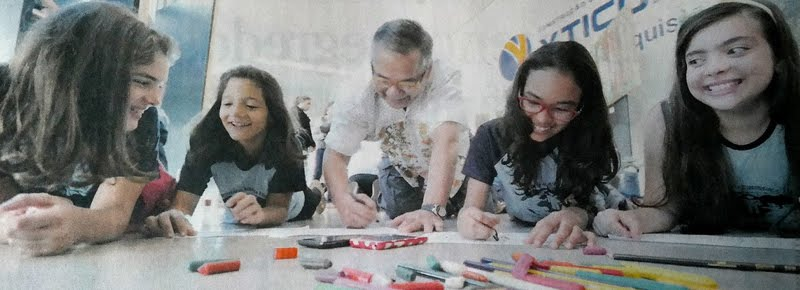 Carlos Kubo Expo Yticon 2015