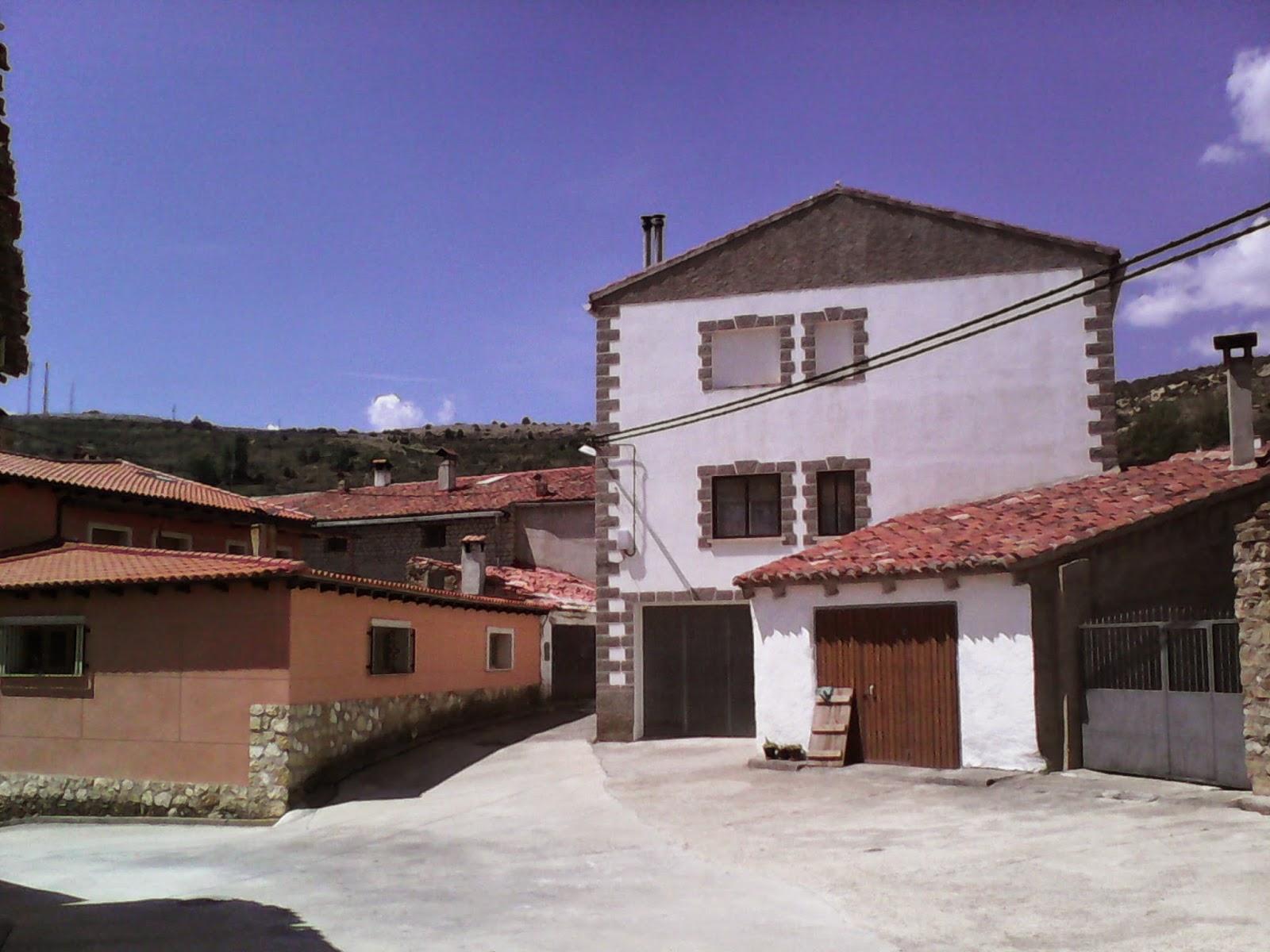 Casas en Terriente