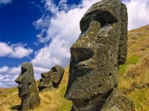 Misteri Patung Easter Island