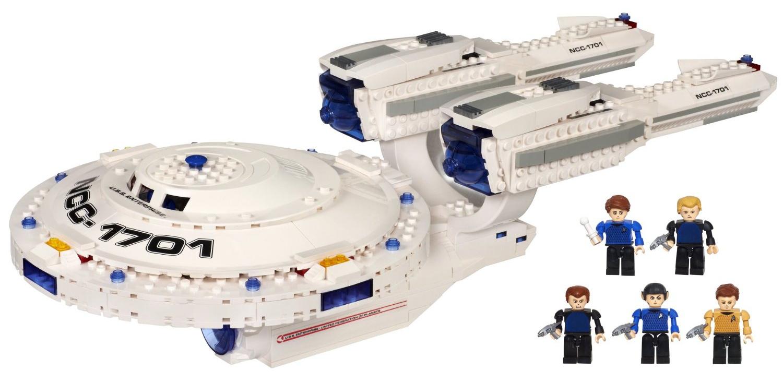 lego uss enterprise instructions