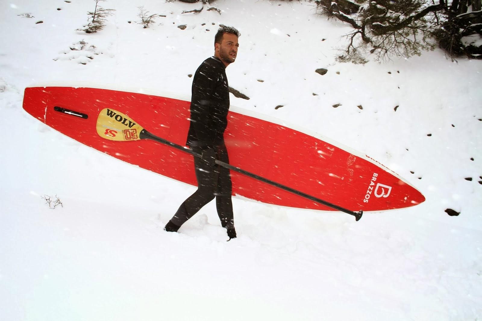 Veja o 3º episódio Ultra paddle run: