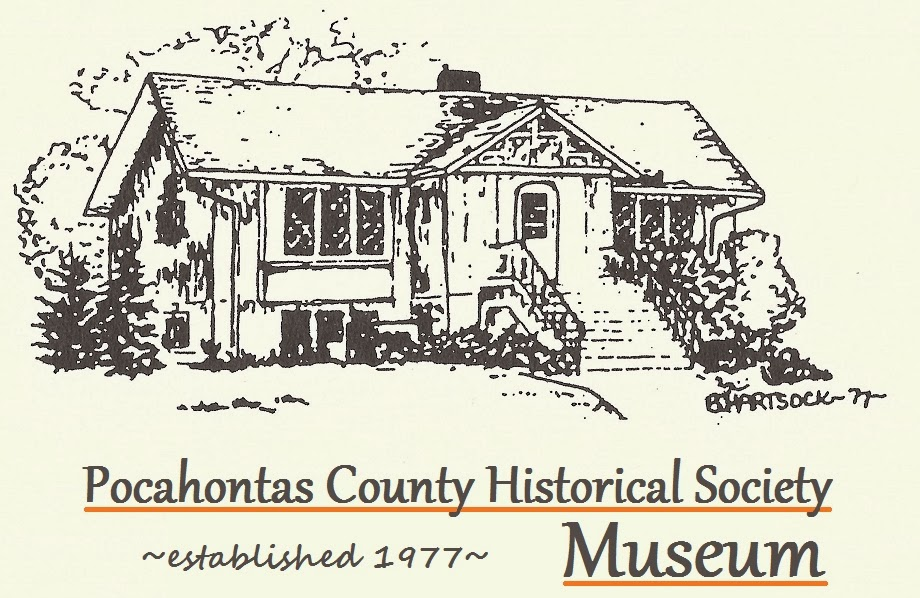 Pocahontas County Iowa Historical Society Museum