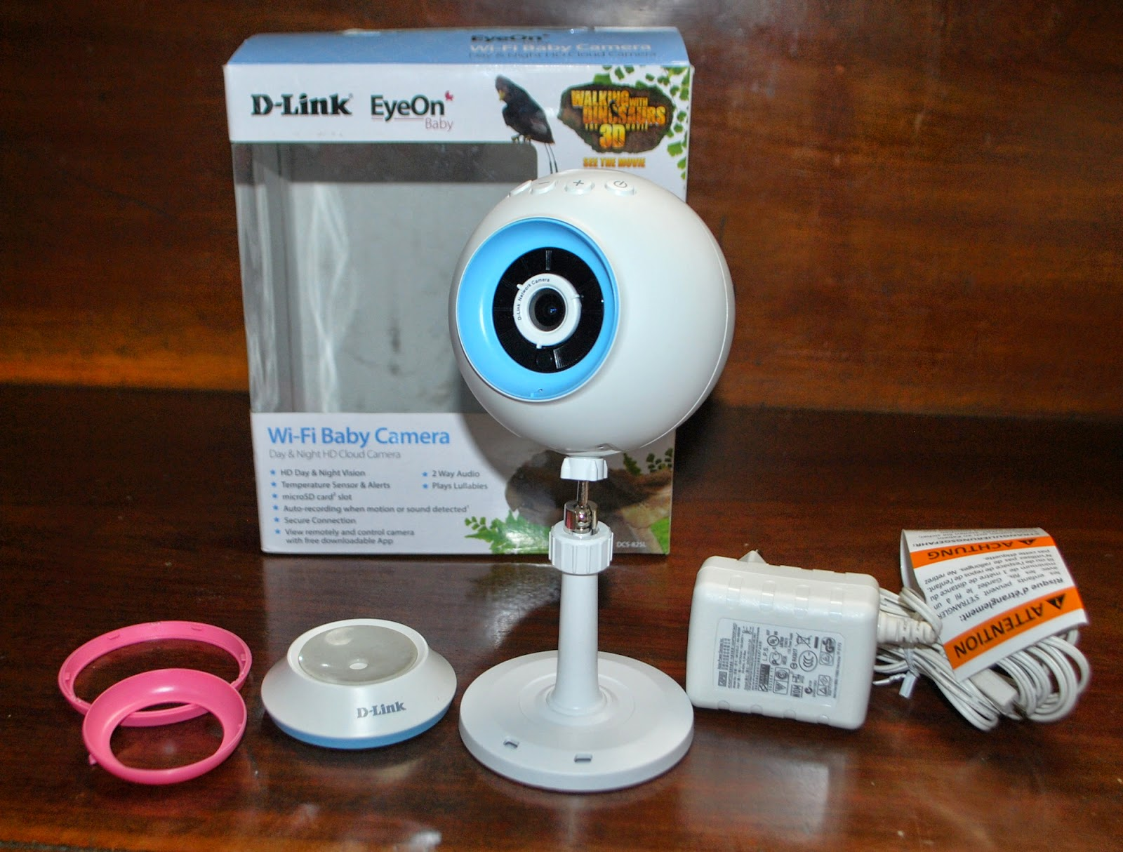 Download Firmware & Software D-Link DCS-825L EyeOn Baby Camera